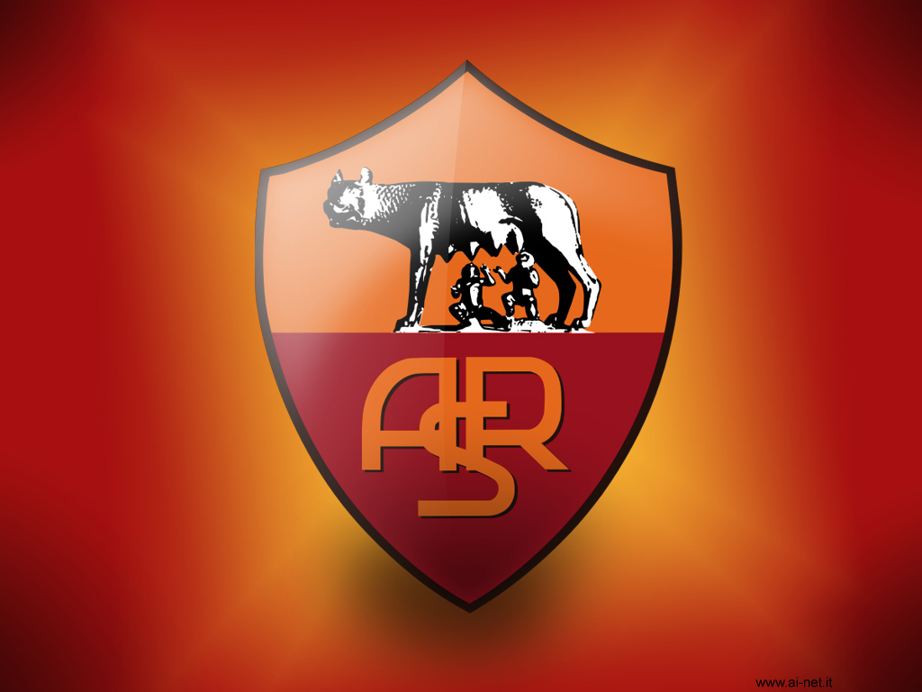 AS Roma Football Club Wallpaper