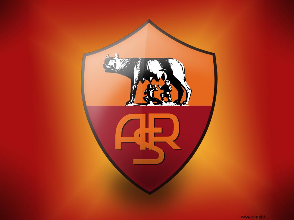Ai-net.it >> sfondi desktop gratis >> calcio >> as roma
